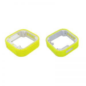 Customzied Colorful Plastic Frame Double Injection Molding