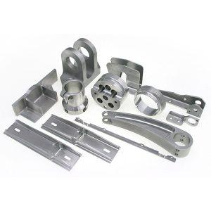 Aluminum/Steel CNC Turning / Milling / Drilling / Boring