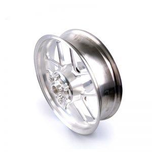 Customized CNC Machined Aluminum Prototype for Wheel Hub