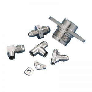 Precision Metal Parts CNC Machining