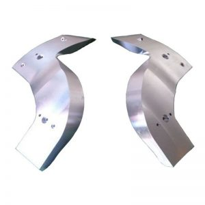 Precision Prototype CNC Machining Aluminium Part