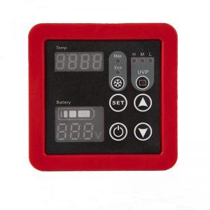 Car mini refrigerator control panel IML/IMD custom service