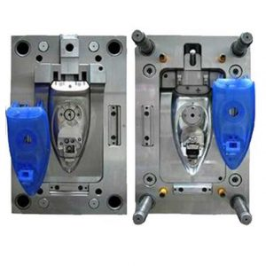 Customized molds for plastic parts