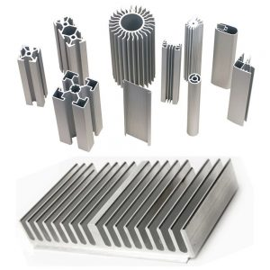 Custom 6061 6063 6082 extruded aluminum profile for