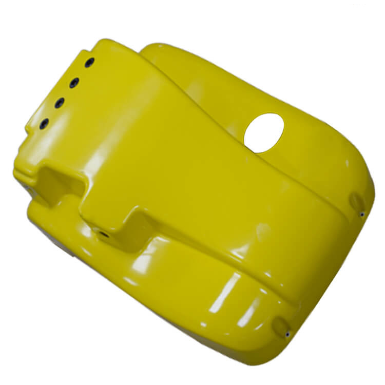 Plastic Injection Molding Toy Car Body Shell Parts