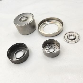 Custom high quality OEM aluminium profile extrusion fittings