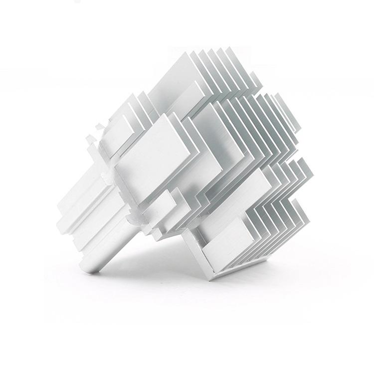Extrusion Aluminum Profile Inverter Heat Sink