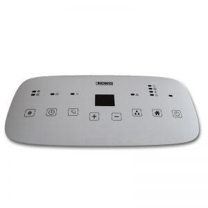 Customized IMD IML Control Panel Shell