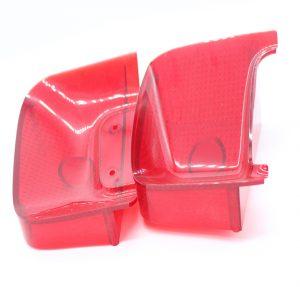 ABS PP PVC plastic parts moulding