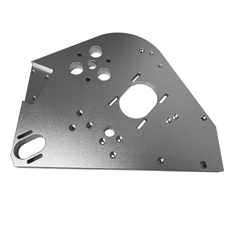 Custom Precision Prototype CNC Machining Metal Plates