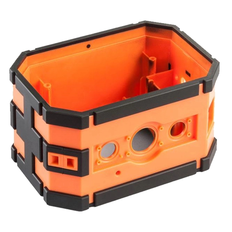 OEM plastic Overmolding & Insert Molding double colors shooting injection mold maker