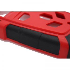 Customized Plastic Holder Housing Overmolding Two Color Mold