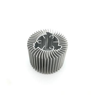 Precision custom aluminum extrusion parts moulding