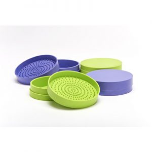 Customized Silicone base small tray Cup Cover Silicone
