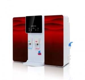 Custom display control panel for water purifier machine by