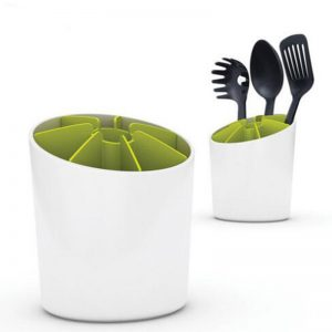 Plastic tooling of kitchen chopsticks cup