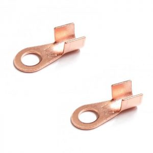Small copper stamping part for electronics metal stamping