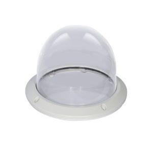 Custom Waterproof Outdoor Dome CCTV Camera Housing