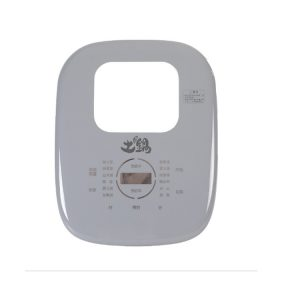 IMD Rice Cooker Display Panel In Mold Decoration Process
