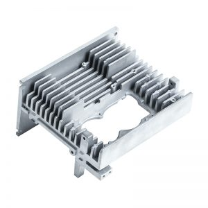 Customized Aluminum Alloy Heat Sink Die Casting Mold Smart