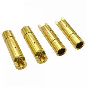 CNC SUS 304 machining for automotive spare parts golden