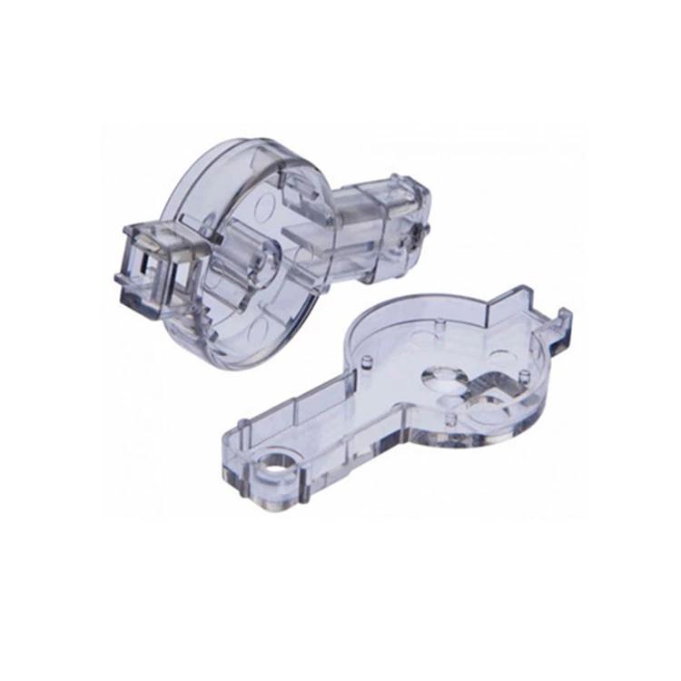 Custom Plastic Injection Molding Polycarbonate TransparentClear parts