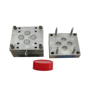 Customized plastic precision component mold injection mould