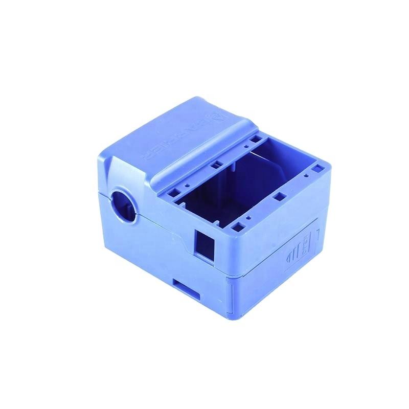 CNC Machined AL part wiht Anodized