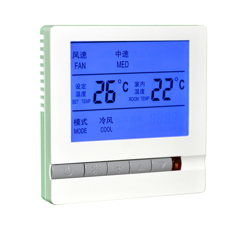 IML IMD Air-condition display panel