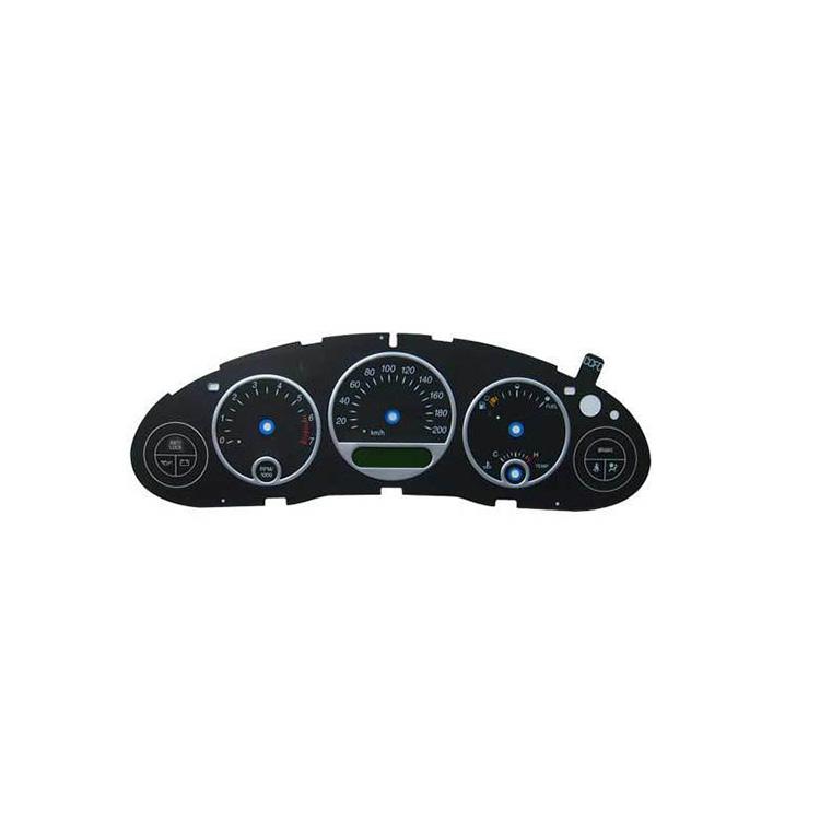 IML instruments display control panel