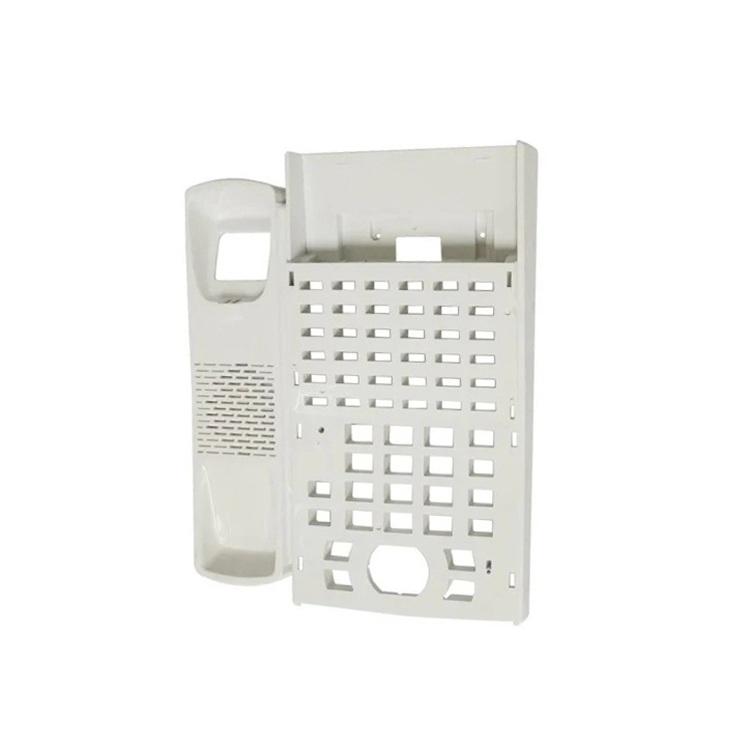 Plastic telephone speaker housing OEM plastic injection molding