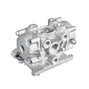 Custom Casting Aluminum Alloy Fuel Engine Cover Die