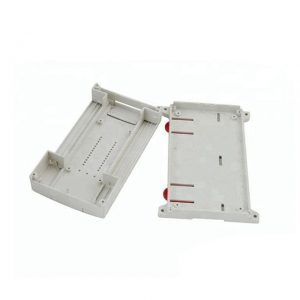 Customized injection molding abs electronic plastic parts