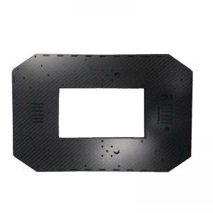 Customized Automotive Parts Carbon Fiber Plates