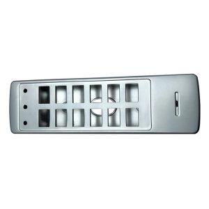 Custom die casting aluminium enclosures for remote