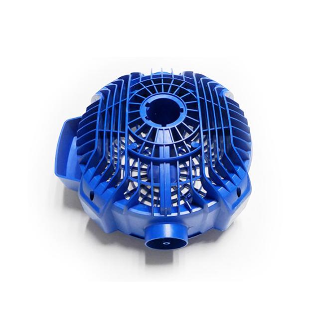 plastic fan cover