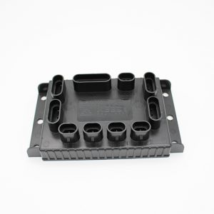 custominjection molding Plastic PCB Router Enclosure