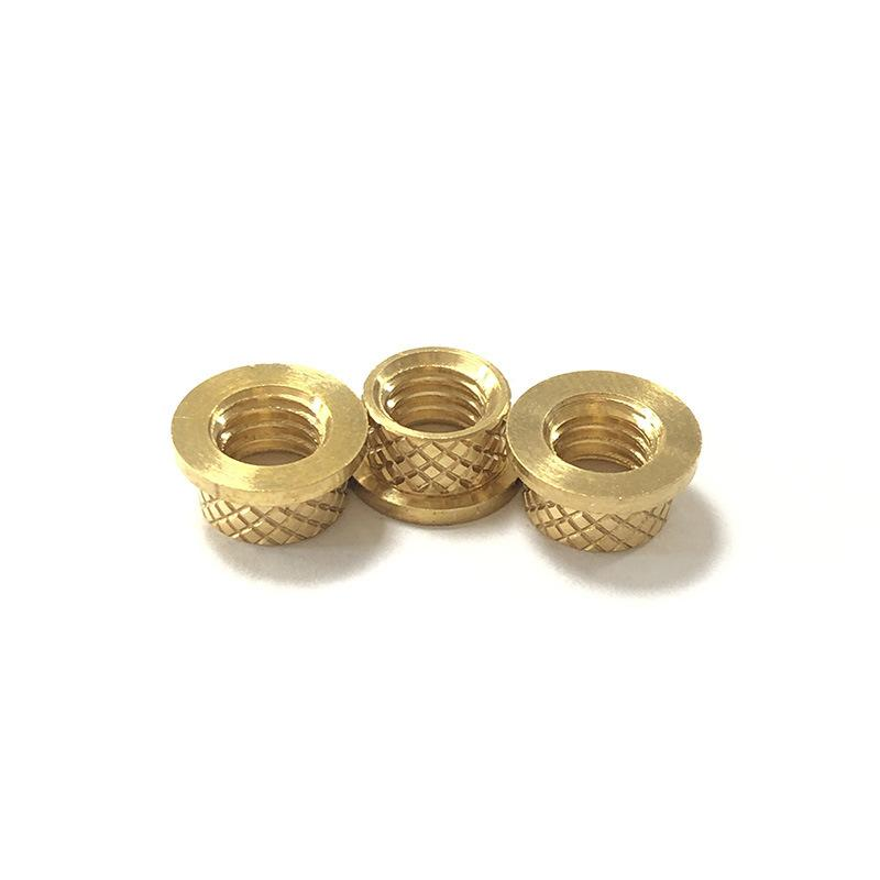 Brass Components CNC Machining Processing Spare