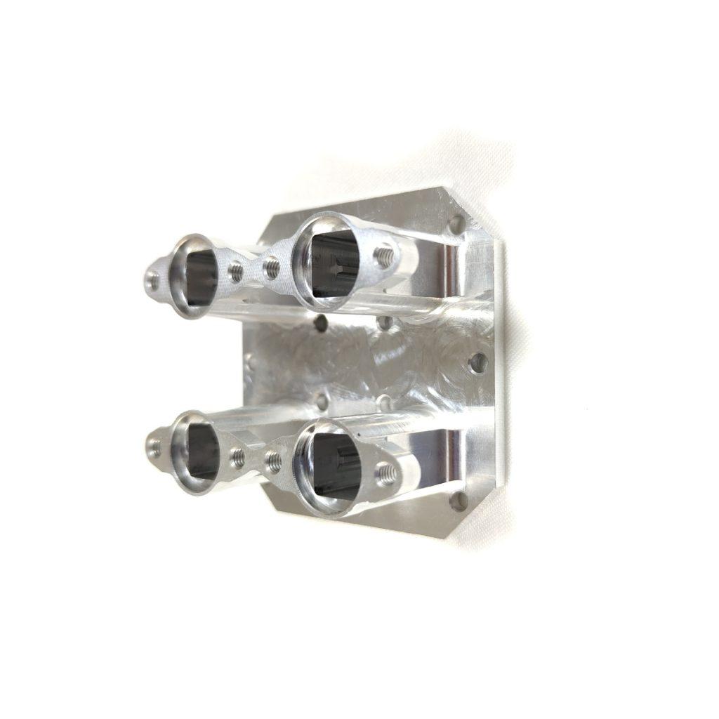 CNC Machining Service For Aluminum Parts
