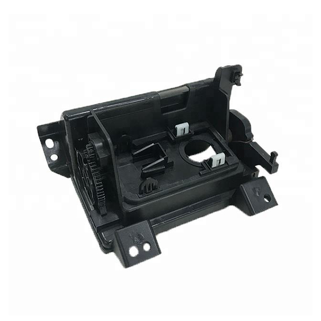 Plastic injection mold of body chassic parts