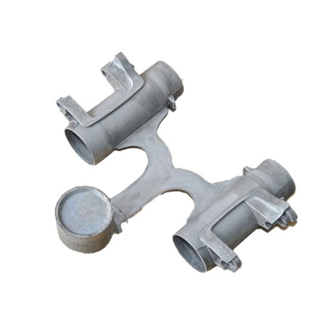 Aluminum alloy die mechanical part vacuum casting