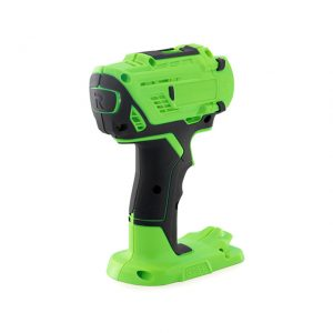 over molding electric power tool two color plastic enclosure