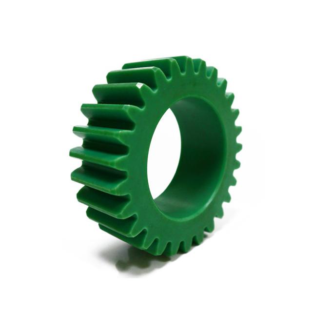 POM or Nylon gears making