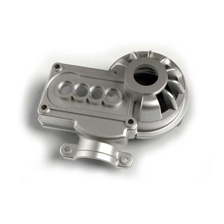 Engine radiator accessories die-casting molding mould