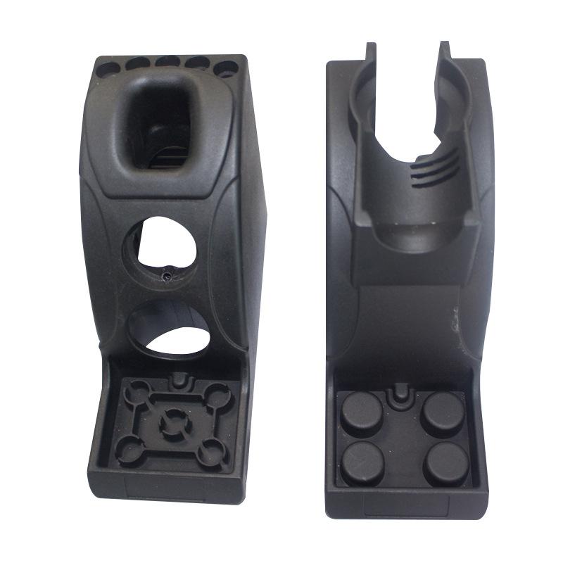 Cheap SLA/CNC Plastic Rapid Prototype Design