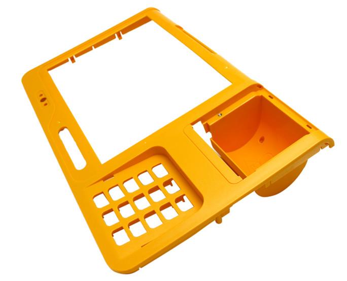 orange ABS reader enclosure