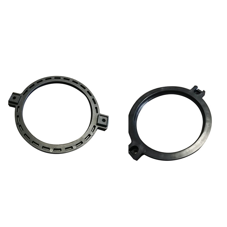 Plastic frame for Motorcycle instrument panel