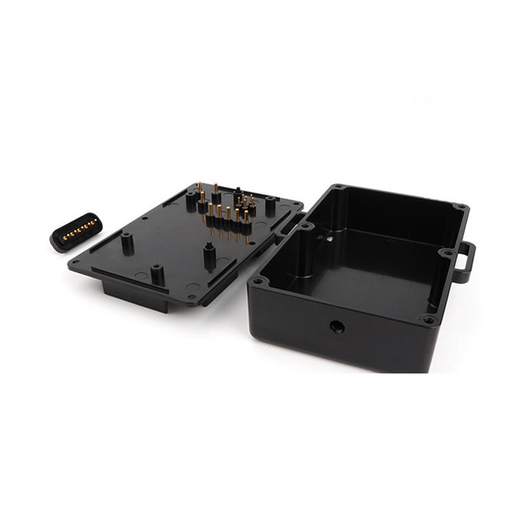 Alarm sensor plastic case