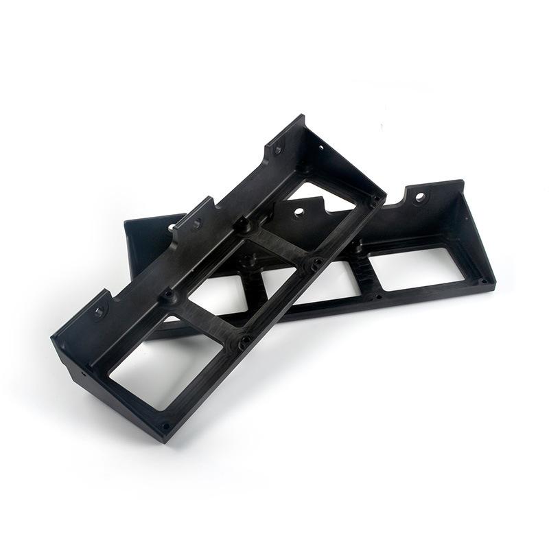 CNC machining ABS PP HDPE Nylon Plastic Parts