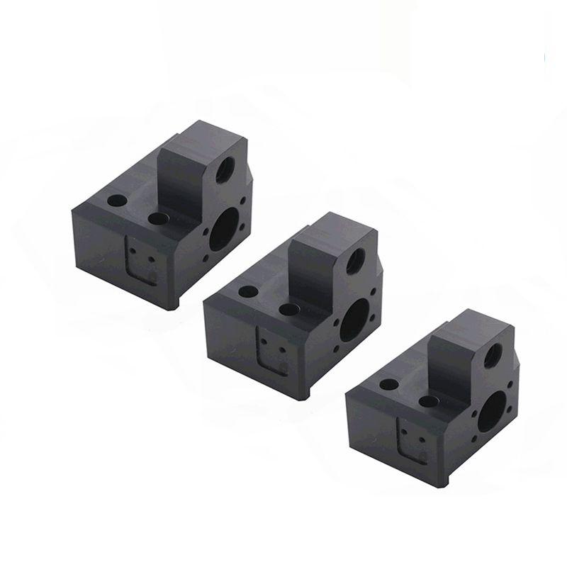 custom black small parts